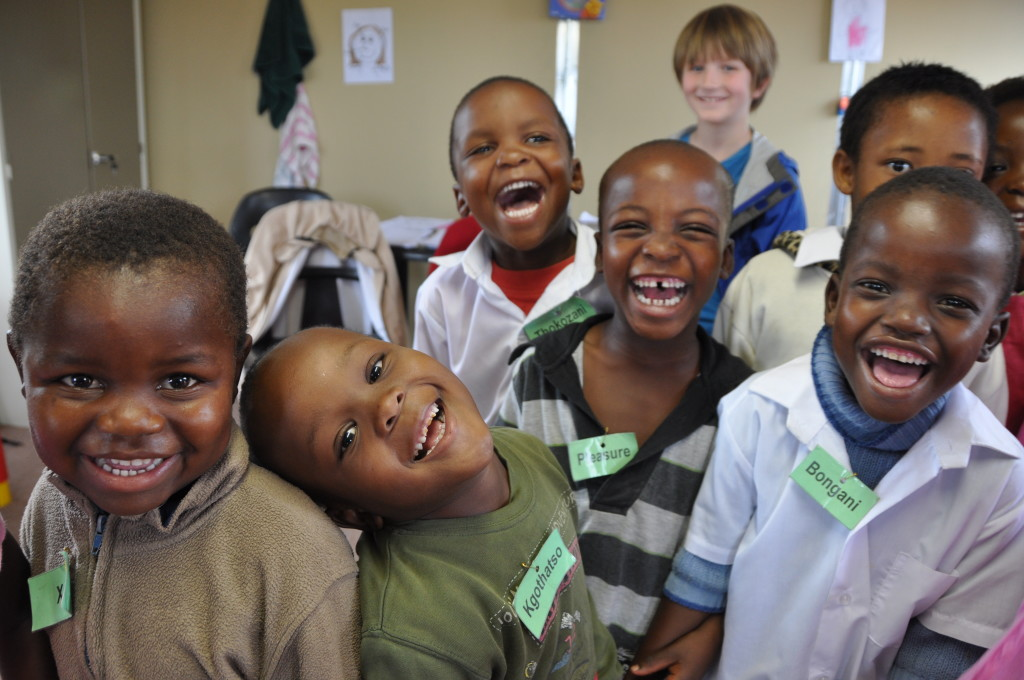 School is a welcome respite from many of the challenges our students, AIDS orphans and vulnerable children face.